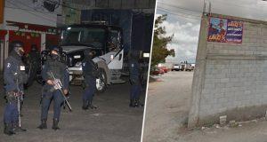 En operativo, FGE habría encontrado fosa clandestina en el mercado Morelos