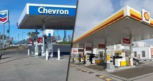 Chevron y Shell venden la gasolina más cara, asegura Profeco