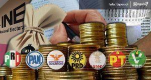 En 1 semana, campaña de PRI lidera gastos con 5.5 mdp