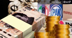 Aumenta casi 40% gastos en campañas por gubernatura en cuatro semanas: INE
