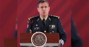 General Luis Rodríguez comandará Guardia Nacional, con apoyo de Coordinación