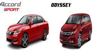 Por falla, Honda revisará gratuitamente Accord y Odissey: Profeco