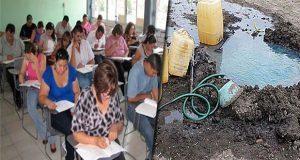 Por huachicol, 20 maestros de Tecamachalco piden su cambio, acusan