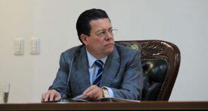 Magistrado del TEEP, Ricardo Adrián Rodríguez Perdomo