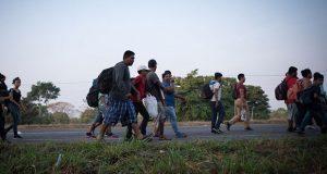Comuna en Chiapas intenta frenar a migrantes