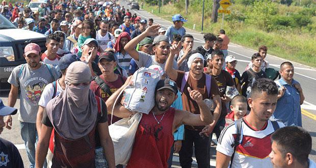 Segob descarta cerrar frontera sur pese a conflictos con migrantes