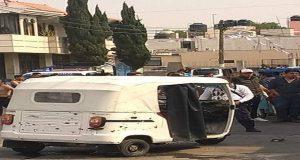 Ejecutan a comandante de la policía de Acatzingo; iba en mototaxi