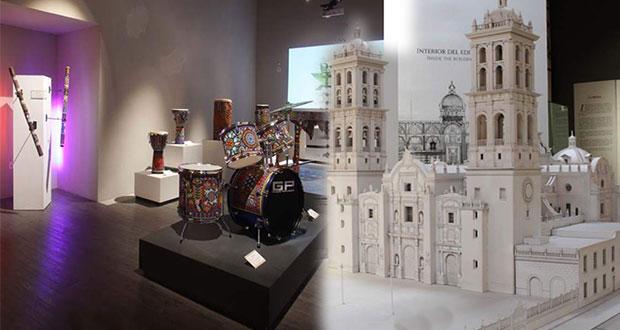 Crece 87% afluencia en museos de Puebla, pero en cuatro bajan visitas
