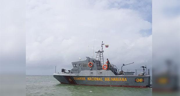 Barco con venezolanos que escapaban se hunde
