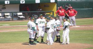 Pericos de Puebla pierde primera serie ante Piratas de Campeche
