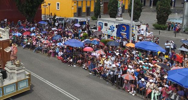Autorizan 200 permisos para ambulantes en desfile del 5 de Mayo