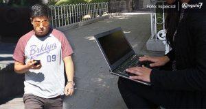 Puebla, cuarto estado con menor población urbana conectada a internet: Inegi