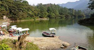 Recuperan cuerpo de joven ahogado en presa de Tlatlauquitepec