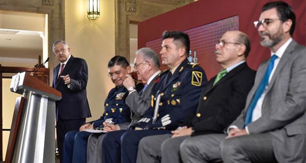 Tras masacre, Guardia Nacional inicia en Minatitlán: presidente