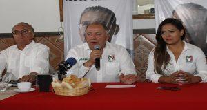 Enfrentará proceso solo: PRI retira apoyo a Marín; no planean expulsarlo