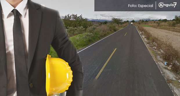 Empresas ofertan entre 10 y 13 mdp para rehabilitación de carretera a Cholula