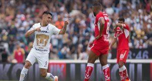 Pumas logra dejar sin Liguilla a Toluca; Chivas vence a León