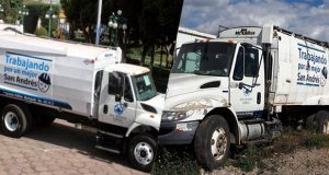 San Andrés Cholula retira concesión del servicio de limpia a Pro-Faj