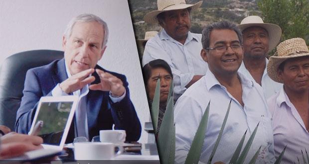 Cárdenas y Jiménez Merino lanzan nuevos spots para promoverse