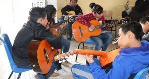 En Tepexi de Rodríguez, promueven talleres para niños y jóvenes
