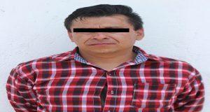 Policía municipal detiene a presunto violador en Puebla capital