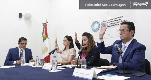 49 Comunas sin acreditar titulares de Unidades de Transparencia: Itaipue