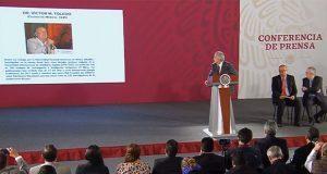 AMLO designa a Toledo Manzur como nuevo titular de Semarnat