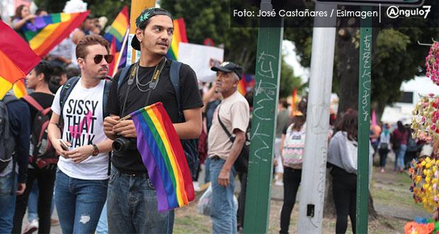 Acompañar Día contra la Homofobia en Puebla con políticas públicas: Odesyr