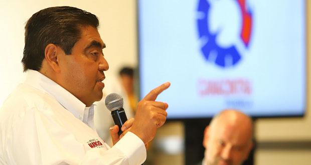 Afirma Barbosa que revisará ISN si llega a gubernatura y podría cancelarse