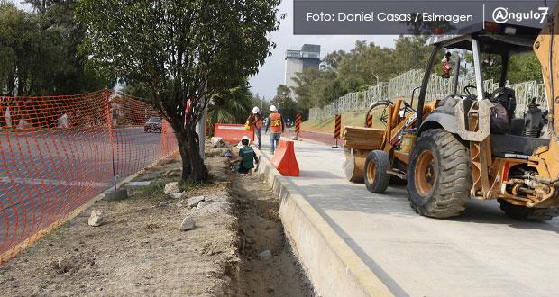Agua de Puebla no requiere licencia de INAH para obra en Los Fuertes: Comuna