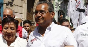 Llegaré al millón de votos en la jornada electoral, afirma Jiménez Merino