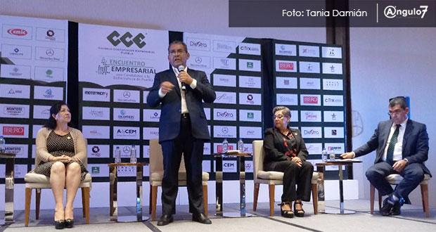 Cierre de campaña será 26 de mayo en Puebla, anuncia Jiménez Merino