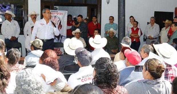 Destinar 500 mdp al Issstep para recuperar prestaciones, ofrece Jiménez