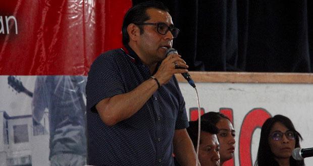 Llaman a maestros de Antorcha a formar alumnos que cambien sociedad