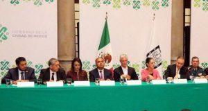 Durazo pide a Puebla y 5 estados homologar formación de policías