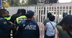 Alumna de secundaria del Morelos hiere con arma blanca a otra