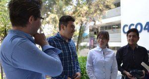 Alumnos de la BUAP ganan primer lugar en Puebla App Innovation