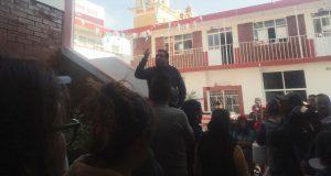 Amozoc no resuelve demandas de servicios públicos, acusa Antorcha