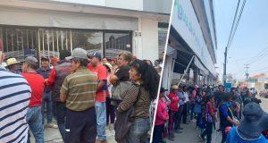 Antorcha acusa en Agua de Puebla desabasto al norte de la ciudad