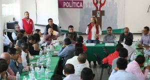Apoyo de Soto a Morena, por interés personal, acusan en CEN de PRI