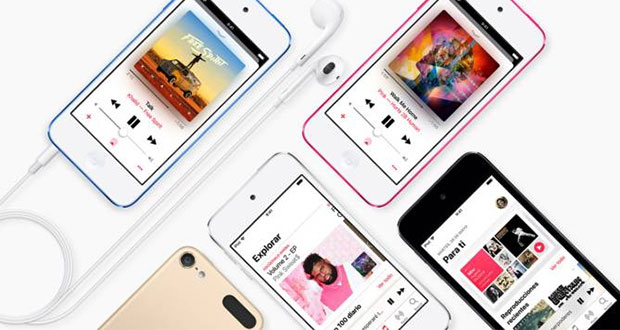 Tras cuatro años sin renovarse, Apple lanza un nuevo iPod Touch