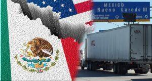 Aranceles buscan detener drogas y migrantes desde México: Trump