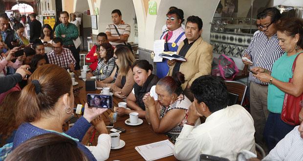 Asociaciones marcharán para pedir seguridad en Puebla capital