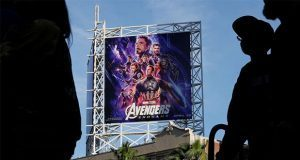 """Avengers: Endgame"", segunda película más taquillera de la historia"