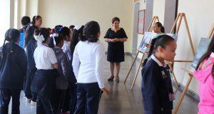 Ayuntamiento de Tepexi exhibe fotos sobre la historia del municipio