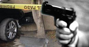 Balacera en inmediaciones de Plaza Dorada y FGE deja un herido