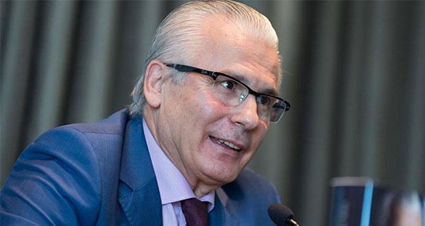 Confía juez Garzón en Guardia Nacional y combate a corrupción