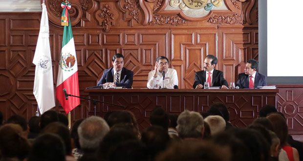 Alerta de Género no sirve sin fiscalía especial, dice Barbosa en BUAP