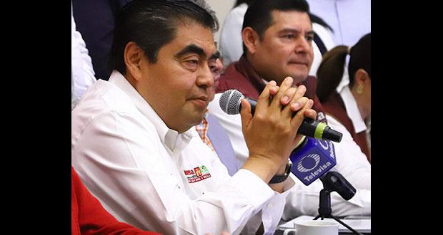 Barbosa confía en que no habrá violencia en elección del 2 de junio