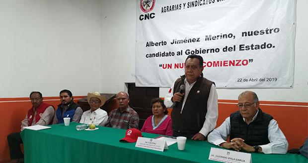 CNC se deslinda de exlíder que apoya a Barbosa